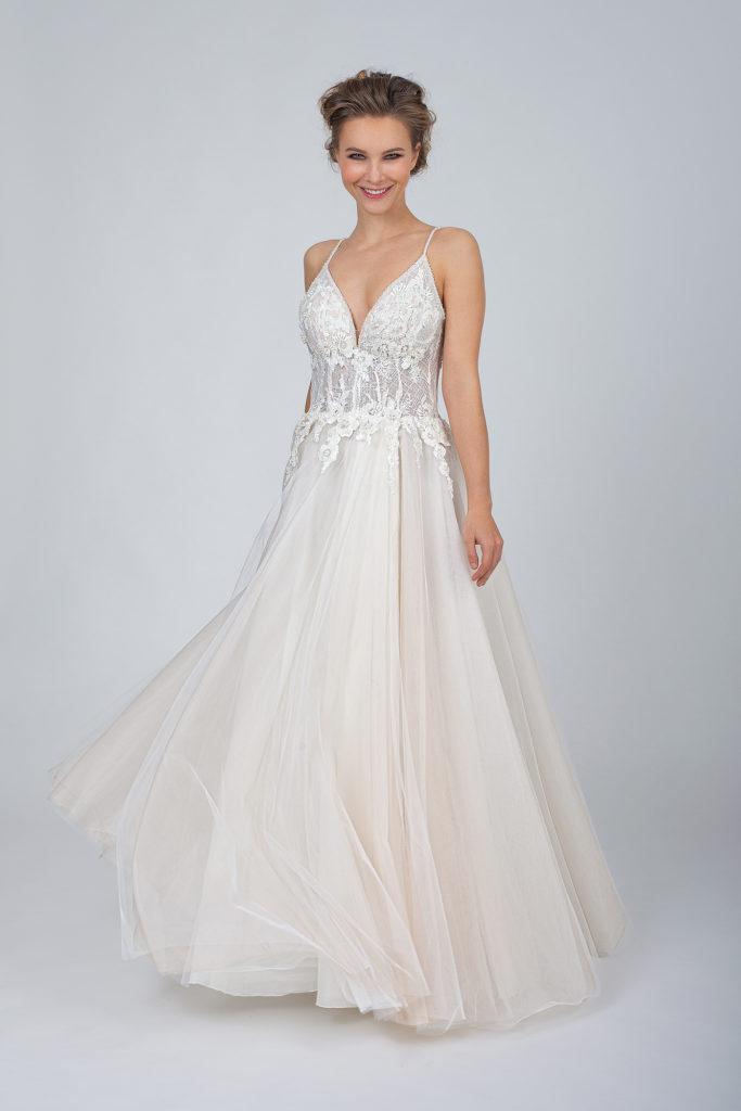 Teaser Bild für Second Hand Brautkleider