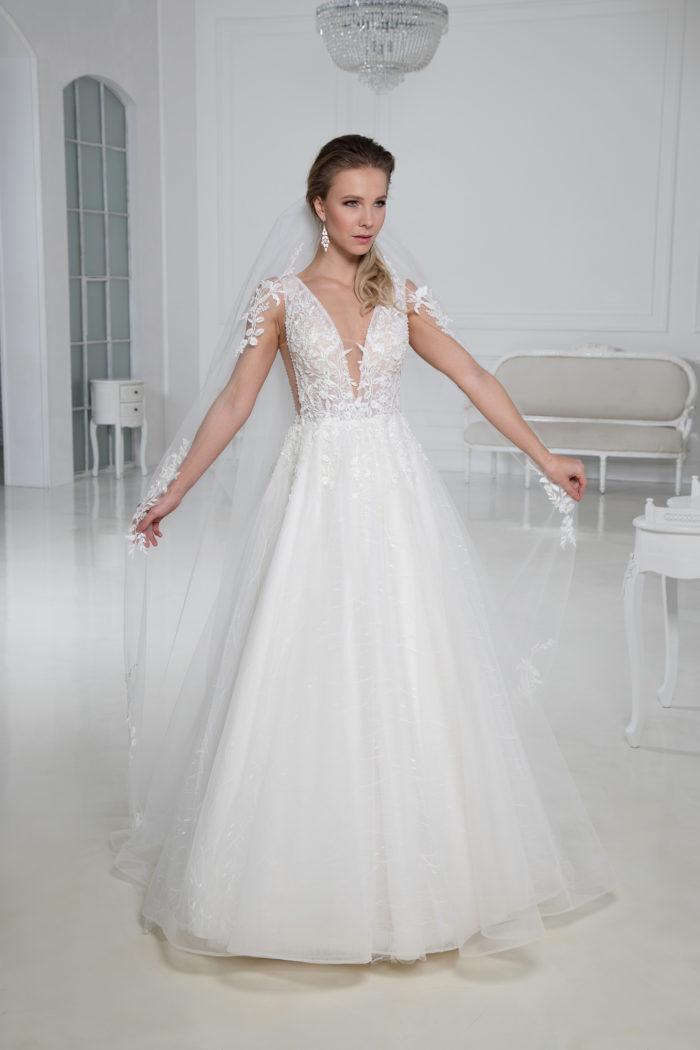 Brautkleid Natali Bridal Beatrice vorne
