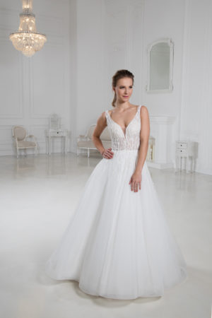 Brautkleid Natali Bridal Ivona vorne