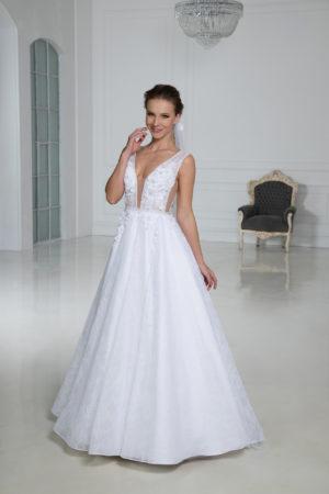 Brautkleid Natali Bridal Herta vorne