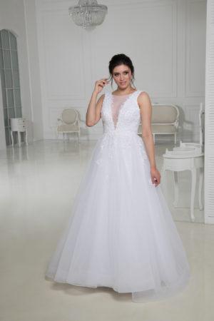 Brautkleid Natali Bridal Kim vorne
