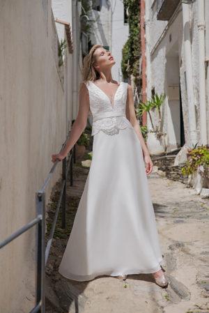 Brautkleid Fashion Queen 7209 vorne