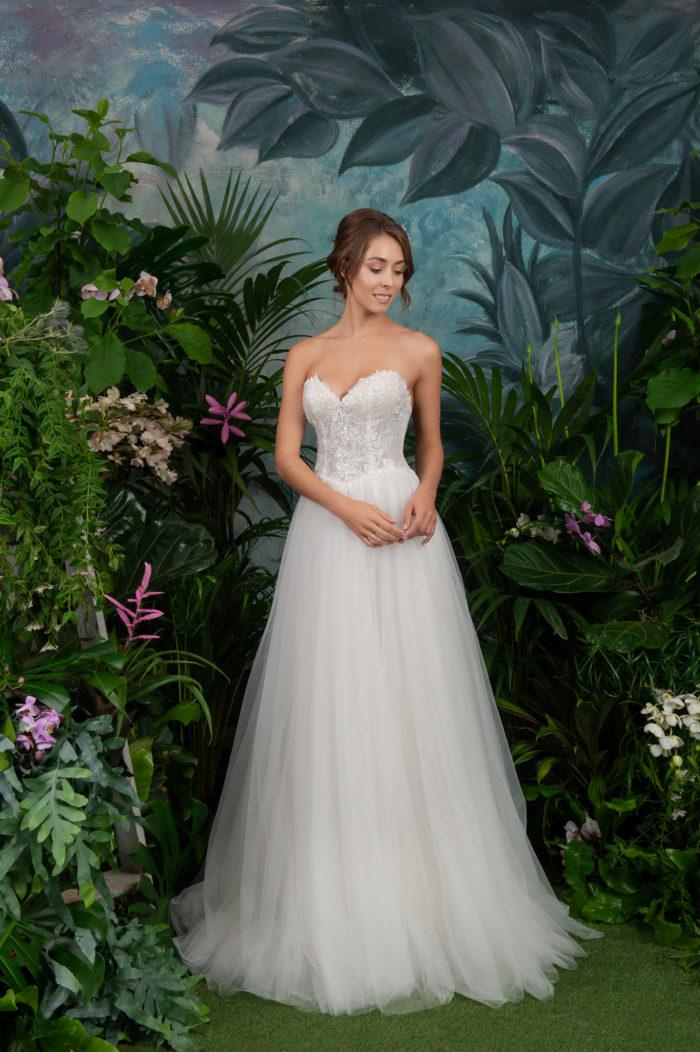 Brautkleid Lina Becker 2023 vorne