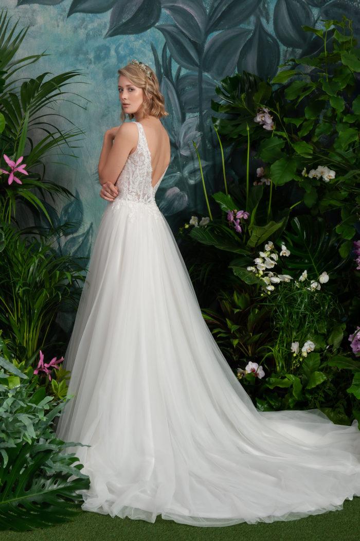 Brautkleid Lina Becker 2030 hinten